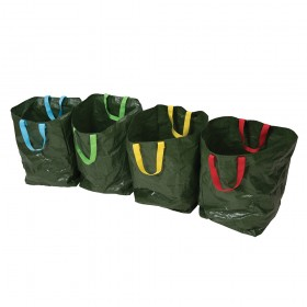 Silverline Colour Coded Recycling Bags 4pk - 410631