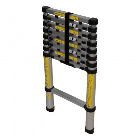 Telescopic Ladder 2.6m - 150kg Capacity