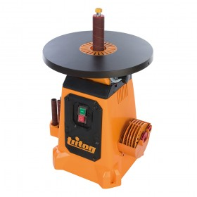 Triton TSPS370 350W Oscillating Tilting Table Spindle Sander 380mm