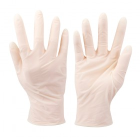 Silverline Disposable Latex Gloves 100pk Extra Large - 887023