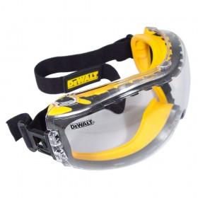 DEWALT DPG82-11D Concealer Clear Anti-Fog Safety Goggles