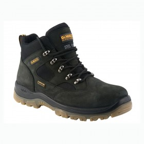 DeWALT Challenger 3 Sympatex Waterproof Safety Hiker Boot Black