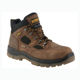 DeWALT Challenger 3 Sympatex Waterproof Safety Hiker Boot Brown