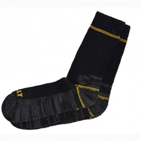DeWALT Hydro Steel Toe Cap Boot Thermal Socks - Twin Pack