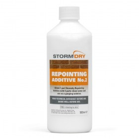 Stormdry Repointing Additive No.2 500ml