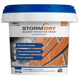 Stormdry Masonry Protection Cream 3L