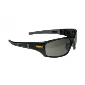 DeWalt DPG101-2D Auger Safety Glasses Smoke