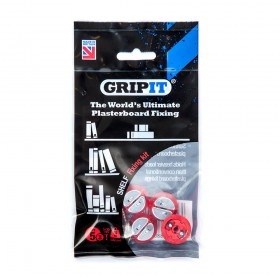 GripIt Plasterboard Shelf Kit 5pce