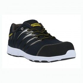 Stanley Globe S1P Safety Trainers Black/Navy