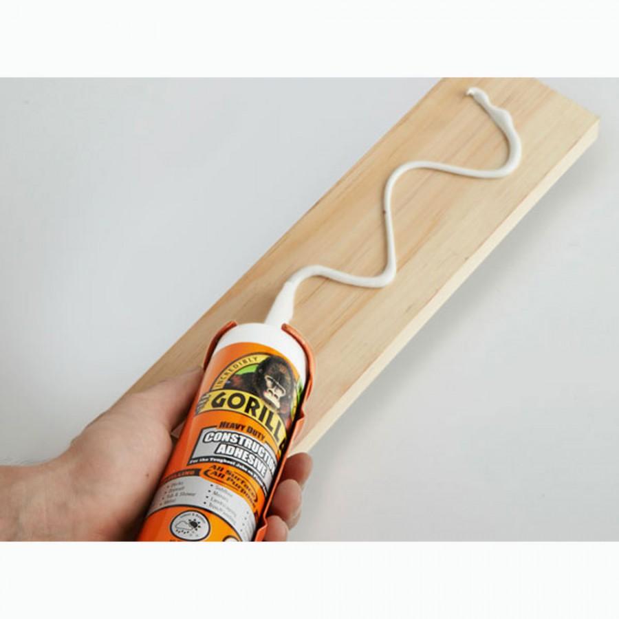 Heavy Duty Wood Glue : Gorilla glue heavy duty grab adhesive ml
