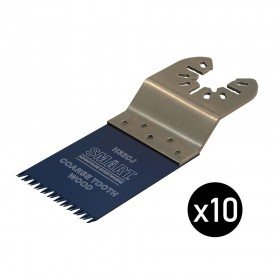 SMART Japanese Tooth Saw Blade 32mm Multi Tool Blade 10 Pack H32CJ10