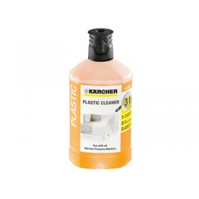 Karcher 3-In-1 Plastic Cleaner Plug and Clean 1 litre KAR62957580