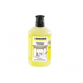 Karcher Universal Cleaner Plug and Clean 1 Litre KARUDPG