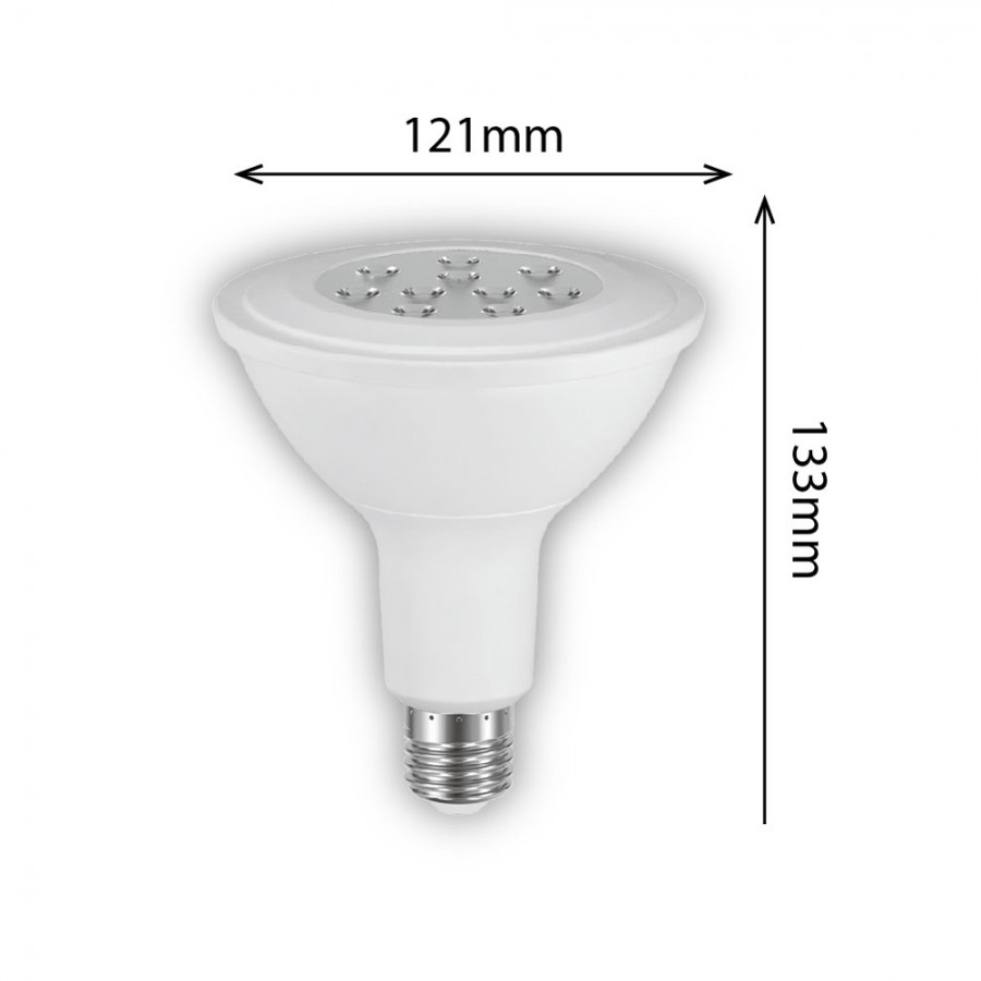 20w Led Dimmable: Affinity 20W (200W) LED PAR38 ES E27 Light Bulb Dimmable