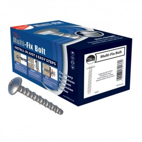 Multi-Fix Concrete Bolt - Pan