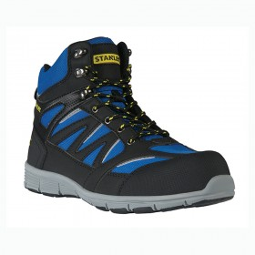 Stanley Pulse Safety Boots Royal Blue/Black