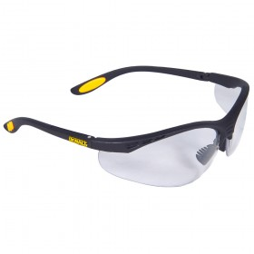 DeWalt DPG58-1D Reinforcer Safety Glasses Clear