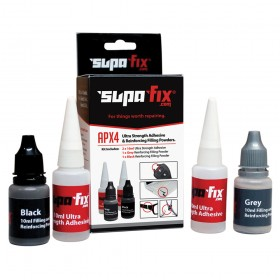 Supafix APX4 Supa-fix Ultra Strength Adhesive And Reinforcing Filling Powders
