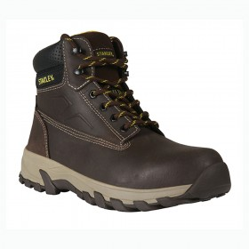 Stanley Tradesman SB-P Safety Boots Brown