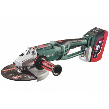 "Metabo WPB 36 LTX 36v Brushless 230mm (9"") Cordless Angle Grinder"