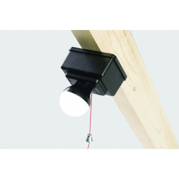 Loftleg Easy to Install LED Loft Light / Shed Light 350 Lumen