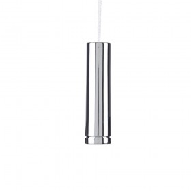 Croydex AJ357641 Chrome Effect Light Pull