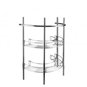 Croydex AJ401341 Pedestal Storage Unit