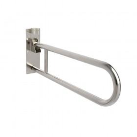 Croydex AP502841 Stainless Steel Foldaway Hand Rail