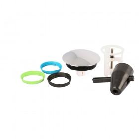 Croydex DG400141 Pop Up Basin Plug Converta