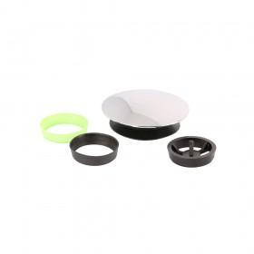 Croydex DG400441 Standard Bath Plug Converta