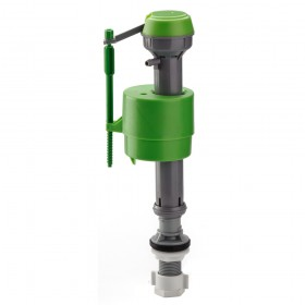 Croydex FF010126 Telescopic Bottom Entry Fill Valve - Plastic Shank