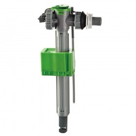 Croydex FF010226 Telescopic Side Entry Fill Valve - Plastic Shank