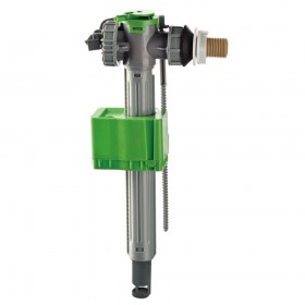 Croydex FF010426 Telescopic Side Entry Fill Valve - Brass Shank