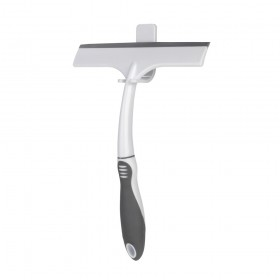 Croydex PA110422 B Smart Squeegee & Holder