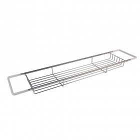 Croydex QM268041 Rust Free Flat Bar Bath Rack