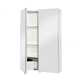 Croydex WC776105 Colorado Double Door Large Stainless Steel Cabinet