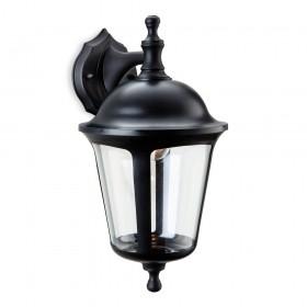 Firstlight 3482BK Boston Lantern - Downlight Black
