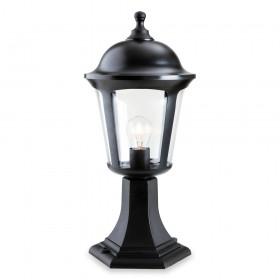 Firstlight 3483BK Boston Lantern - Pillar Black