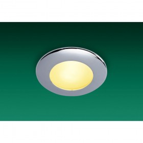 Firstlight Sonar Bathroom Downlight Chrome