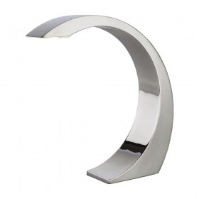 Firstlight Arch Touch LED Table Lamp Chrome
