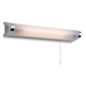 Firstlight Amari 8w Wall Light (Switched) Chrome with Polycarbonate Diffuser