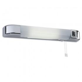Firstlight Dual Voltage LED Shaver Lt (Swt) Chrome
