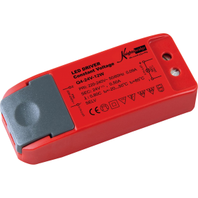 Knightsbridge LED Driver 24V 12W Constant Voltage