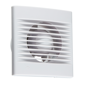 "Knightsbridge EX001T 100mm/4"" Extractor Fan With Overrun Timer"
