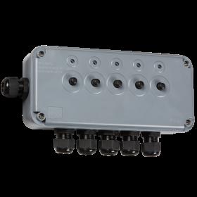 Knightsbridge IP5G IP66 13A 5G Switch Box