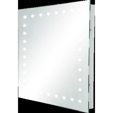 Knightsbridge RCT5039 IP44 Rectangular Mirror
