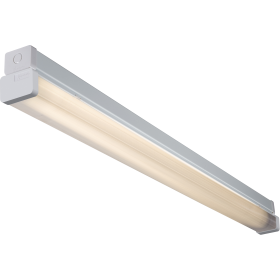 Knightsbridge 1 X Diffuser For 36W 4ft T8 Batten