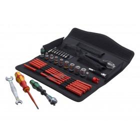 Wera KK W1 Maintenance Kit 35 Piece - XMS19MAINKIT