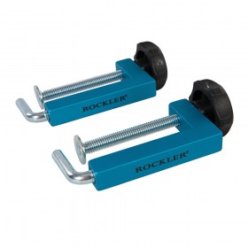ROCKLER 54034 Universal Fence Clamps 2pk - 433225