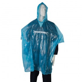 Silverline Waterproof poncho One Size – Blue - 613749
